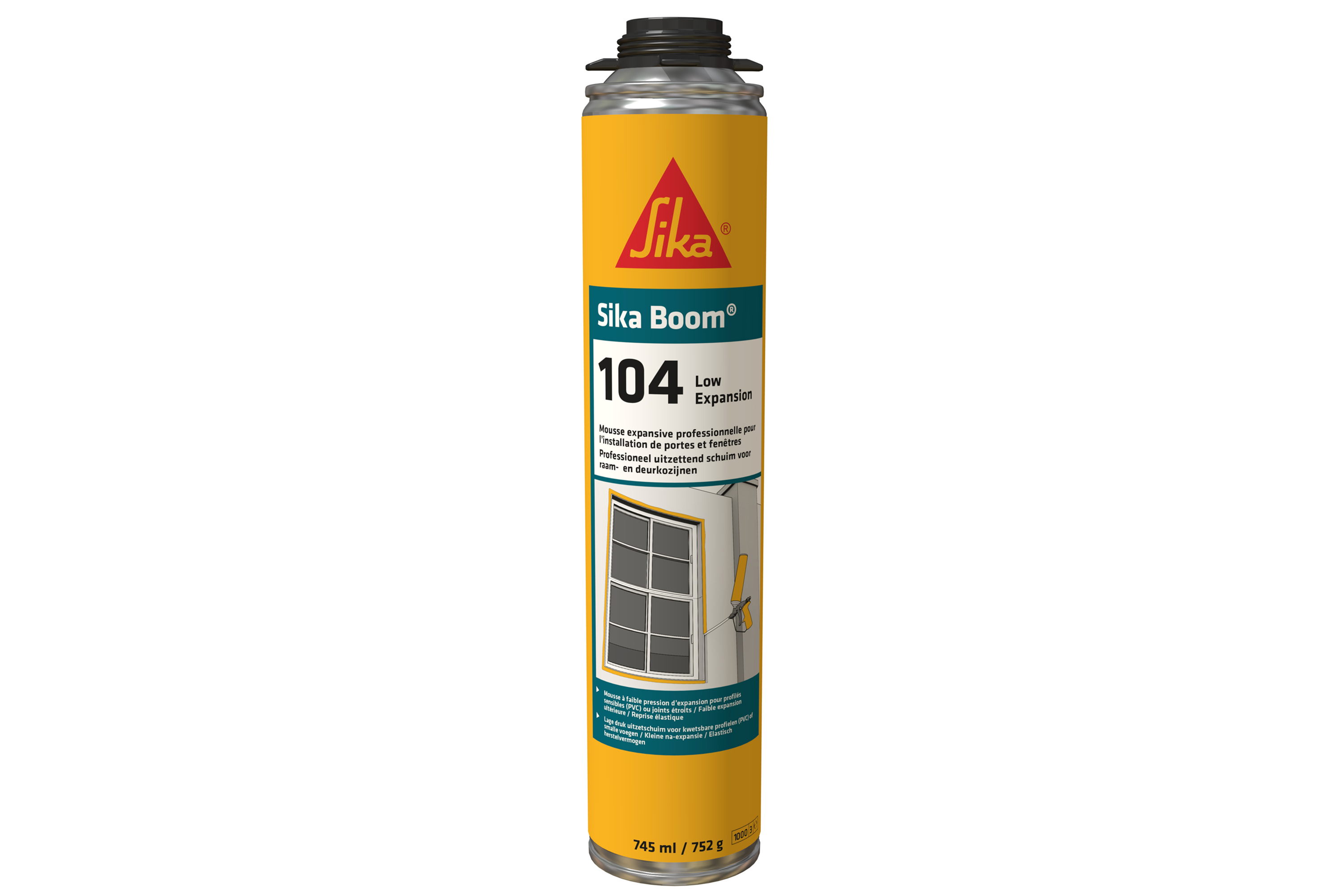 Sika Boom®-104 Low Expansion