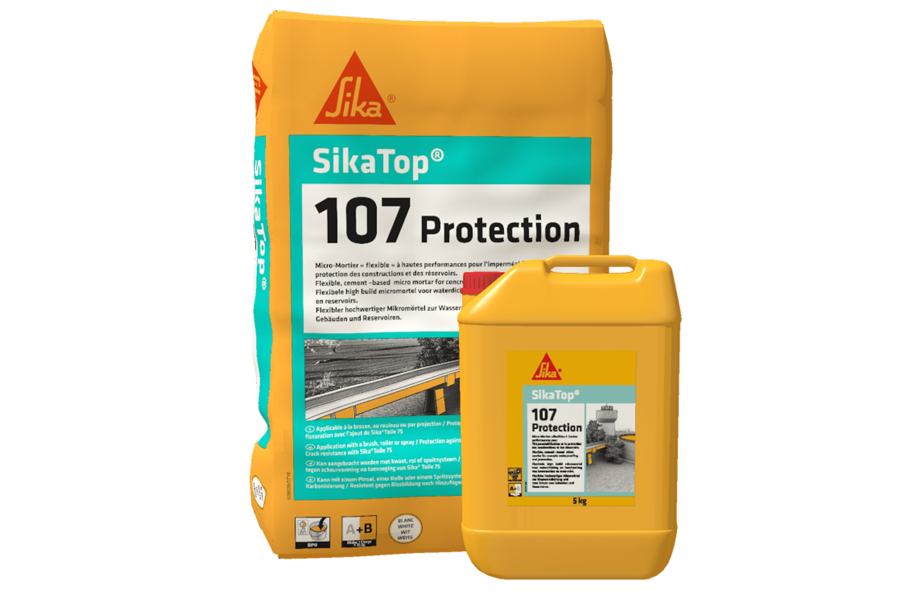 SikaTop®-107 Protection