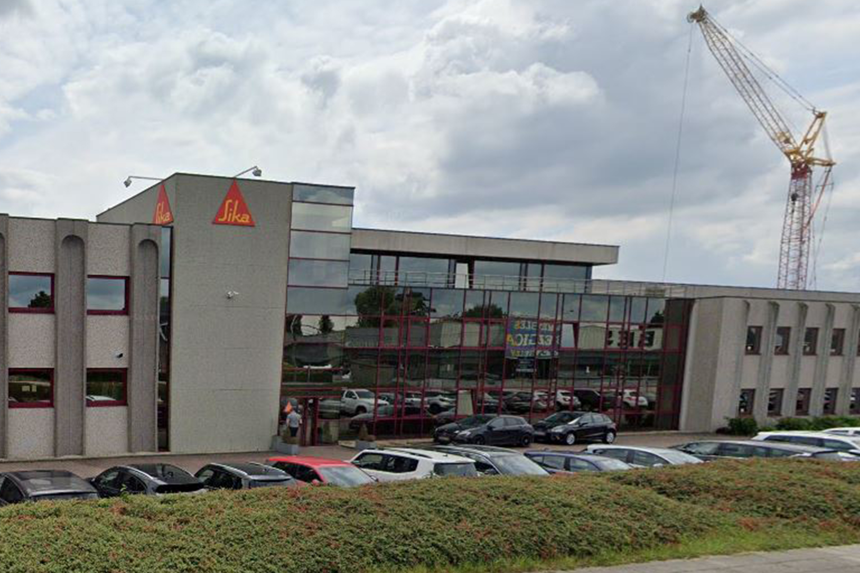 Sika Automotive Belgium sa